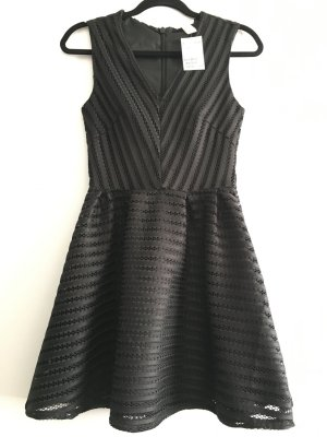 H&M Kleid schwarz 34! Neu mit Etikett