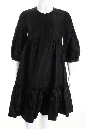H&M Kleid schwarz Boho-Look