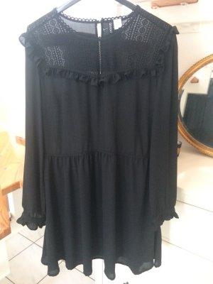 H&M Kleid schwarz