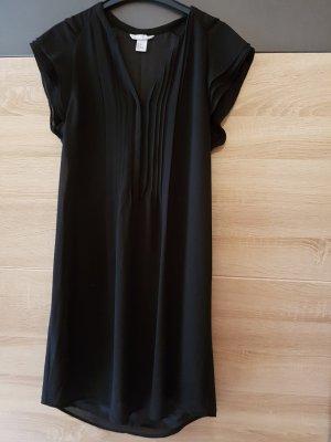 H&M Kleid Schwarz Gr. 38