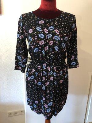 H&M Kleid Sommer Blumen