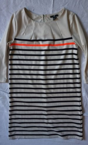 H&M Kleid Streifen