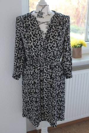 H&M Robe chemisier multicolore