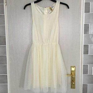 H&M Kleid, tüll, Gr. 34