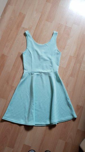 H&M Kleid - türkis - mint - Gr. S - wie neu!