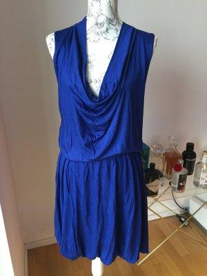 H&M Kleid XL 42 blau