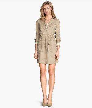 H&M kleid xs neu hemdkleid