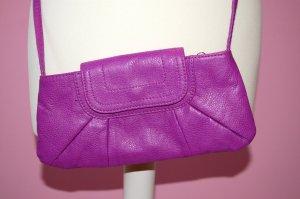 H&M kleine Umhängetasche violett