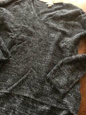 H&M Knit V-Neck Strickpulli Sweater Pullover M