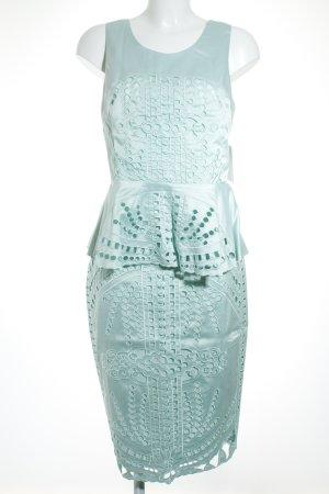 H&M Kostüm türkis klassischer Stil