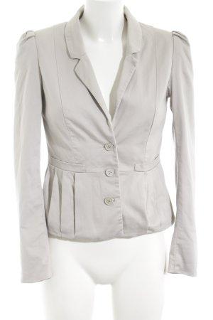 H&M Kurz-Blazer weiß Business-Look