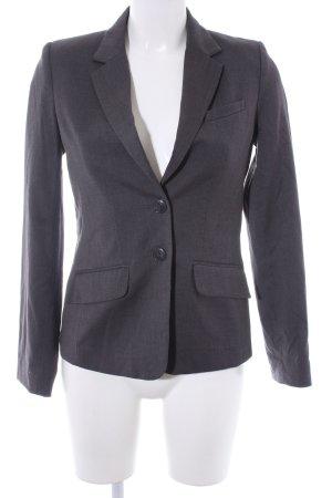 H&M Kurz-Blazer anthrazit Business-Look