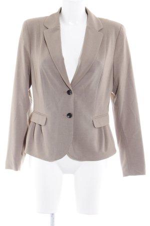 H&M Korte blazer camel zakelijke stijl