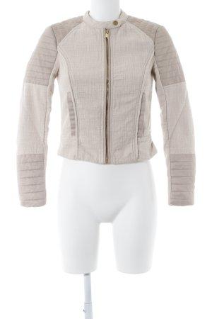 H&M Blazer corto crema stile casual