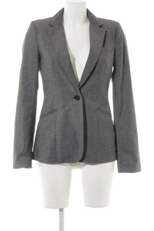 H&M Kurz-Blazer grau Business-Look