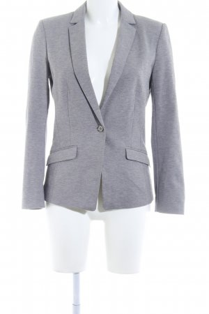 H&M Short Blazer grey business style