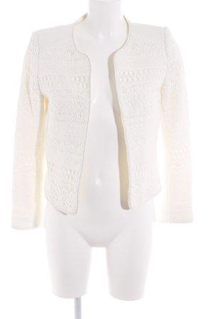 H&M Blazer corto beige chiaro elegante