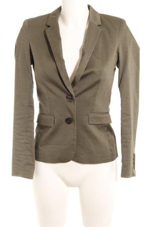 H&M Kurz-Blazer khaki Elegant