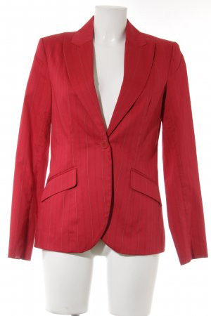 H&M Kurz-Blazer Nadelstreifen Business-Look