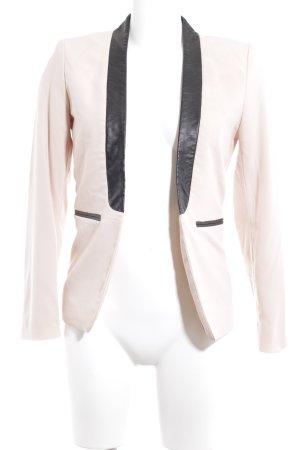 H&M Kurz-Blazer rosé Business-Look