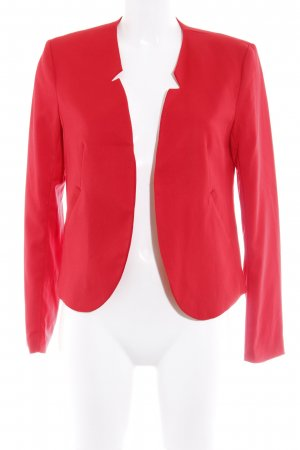 H&M Kurz-Blazer rot Elegant
