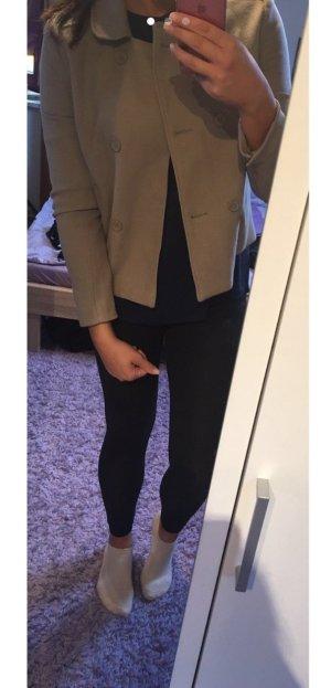 H&M kurze Beige Jacke