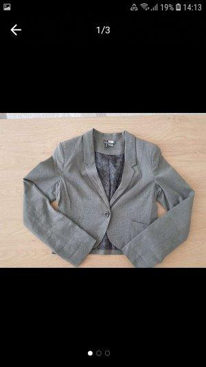 H&M Blazer gris