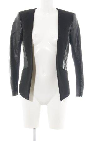 H&M Veste courte noir style extravagant