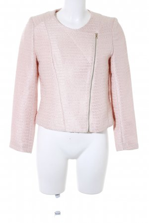 H&M Kurzjacke rosé Business-Look