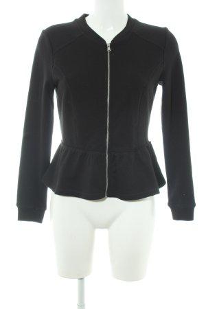 H&M Short Jacket black casual look
