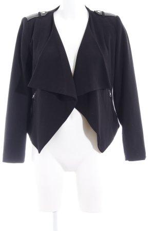 H&M Giacca corta nero stile casual