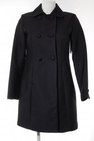 H&M Kort jack zwart elegant