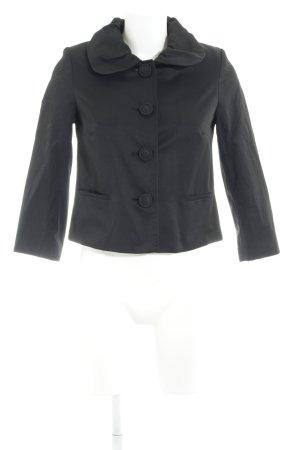 H&M Kurzjacke schwarz Elegant