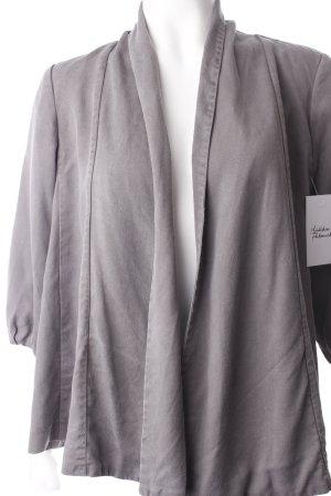 H&M Kurzjacke schwarz-grau klassischer Stil