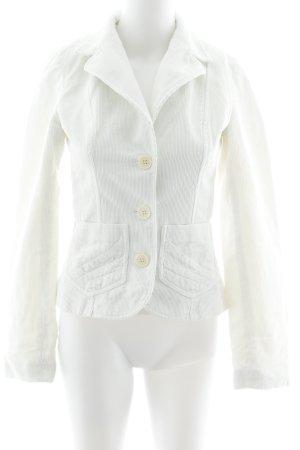 H&M Giacca corta bianco stile casual