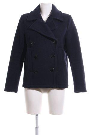 H&M Abrigo corto azul estilo «business»