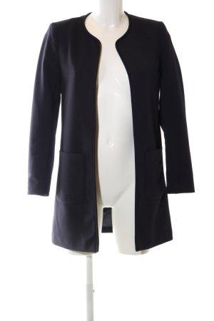 H&M Korte Jas zwart zakelijke stijl