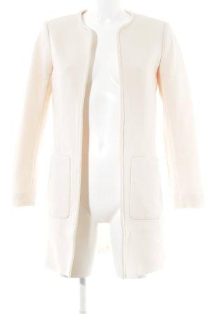 H&M Kurzmantel altrosa-creme Elegant