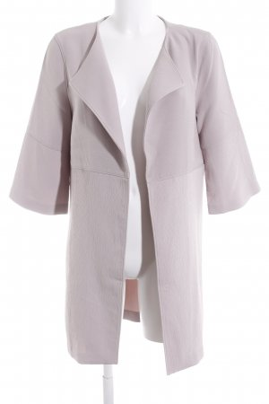 H&M Short Coat mauve casual look