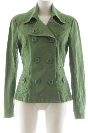 H&M Korte Jas groen zakelijke stijl