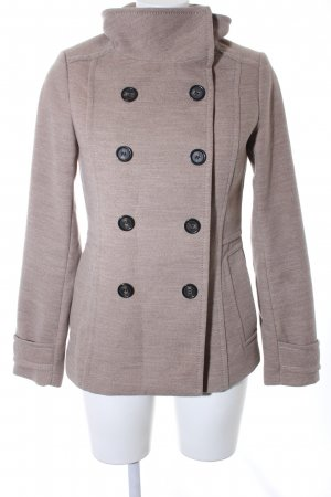 H&M Short Coat light brown casual look
