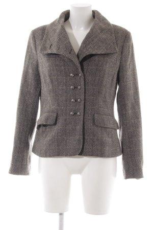 H&M Cappotto corto marrone chiaro-marrone-nero stampa integrale