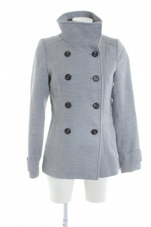 H&M Short Coat light grey casual look
