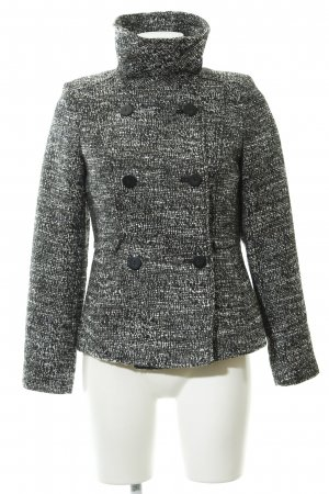 H&M Kurzmantel meliert Casual-Look