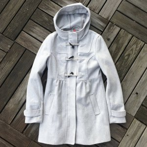 H&M Divided Duffle-coat gris clair
