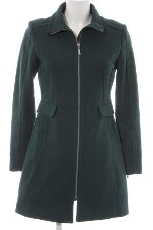 H&M Cappotto corto petrolio stile casual