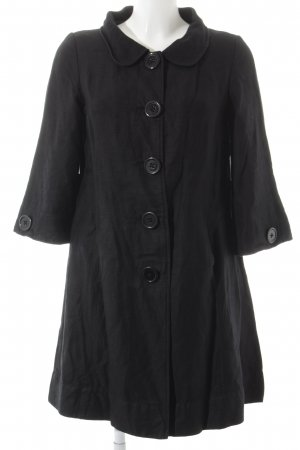 H&M Manteau court noir style d'affaires