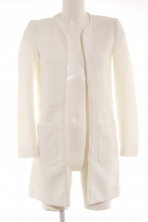 H&M Short Coat white casual look