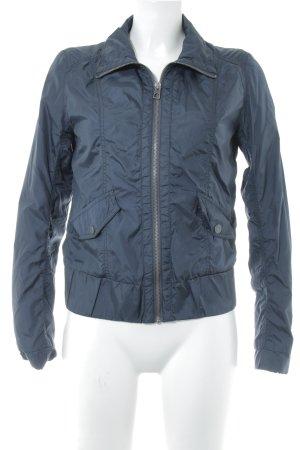 H&M L.O.G.G. Blouson dunkelblau Casual-Look