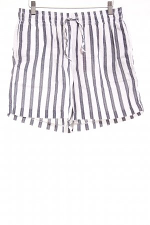 H&M L.O.G.G. Pantalón corto estampado a rayas look casual